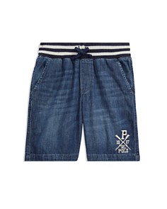Ralph Lauren - Boys' Denim Shorts - Big Kid