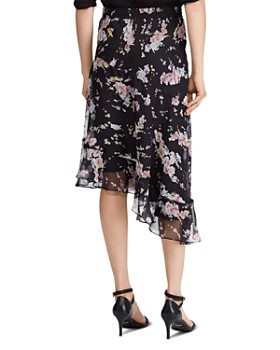 Ralph Lauren - Asymmetric-Hem Peasant Skirt