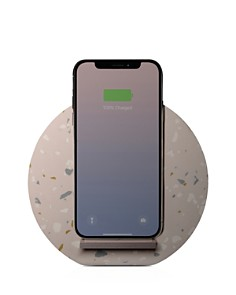 Native Union - Terrazo-Edition Dock Wireless Charger