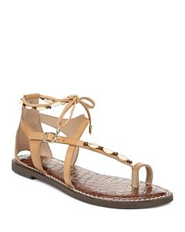 Sam Edelman - Women's Garten Leather Sandals