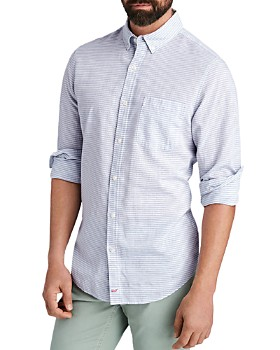 f924c356 Vineyard Vines - Murray Striped Slim Fit Button-Down Shirt