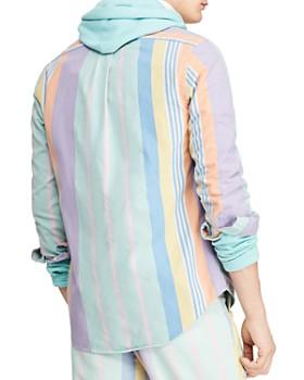 Polo Ralph Lauren - Striped Custom Fit Button-Down Shirt