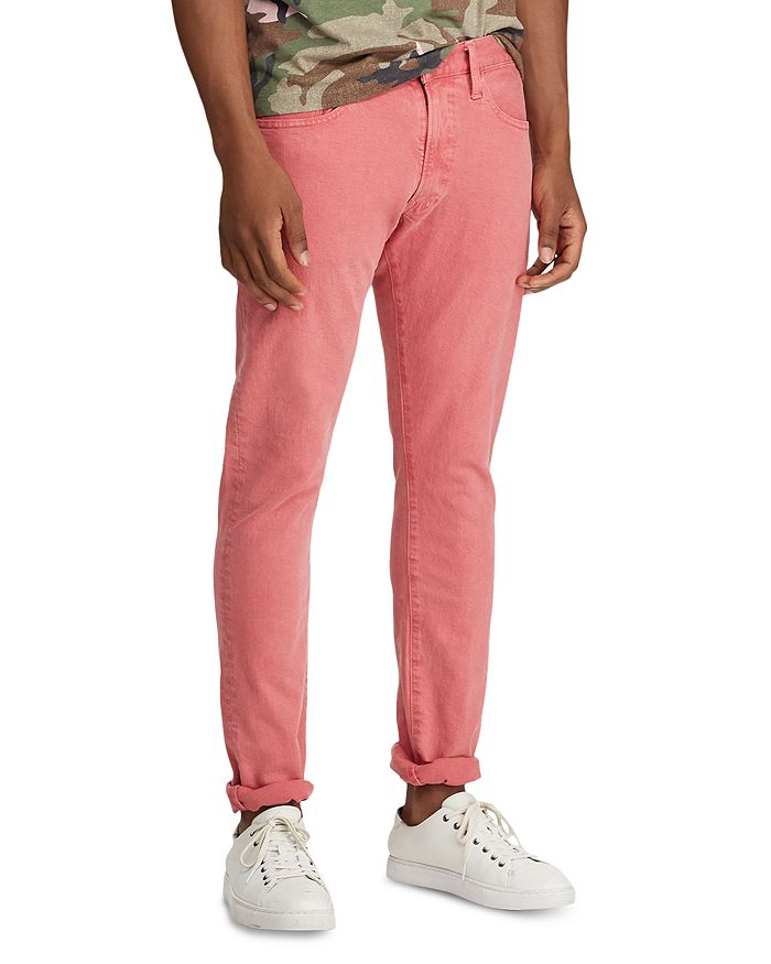 Polo Ralph Lauren - Sullivan Slim Fit Jeans in Red