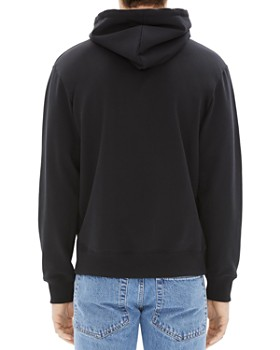 Helmut Lang - World Turns Graphic Hooded Sweatshirt