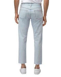 J Brand - Eli Cropped Slim Fit Jeans in Candefio