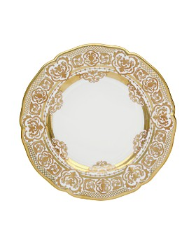 Prouna - Carlsbad Queen White Salad/Dessert Plate