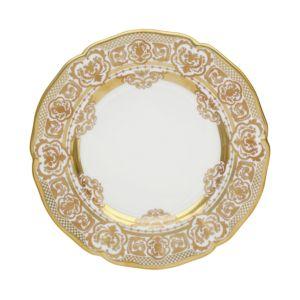Prouna Carlsbad Queen White Salad/Dessert Plate
