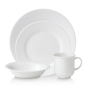 Wedgwood Nantucket Basket 4-Piece Place Setting-Home