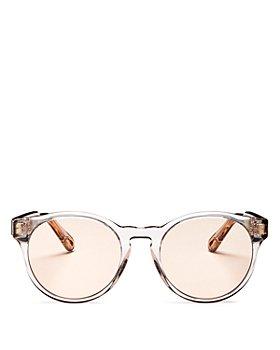 Chloé - Women's Round Sunglasses, 52mm