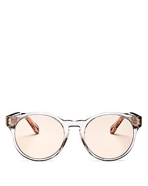 Chloe Women's Round Sunglasses, 52mm