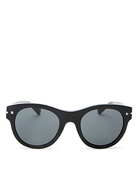 Valentino - Women's Round Sunglasses, 51mm