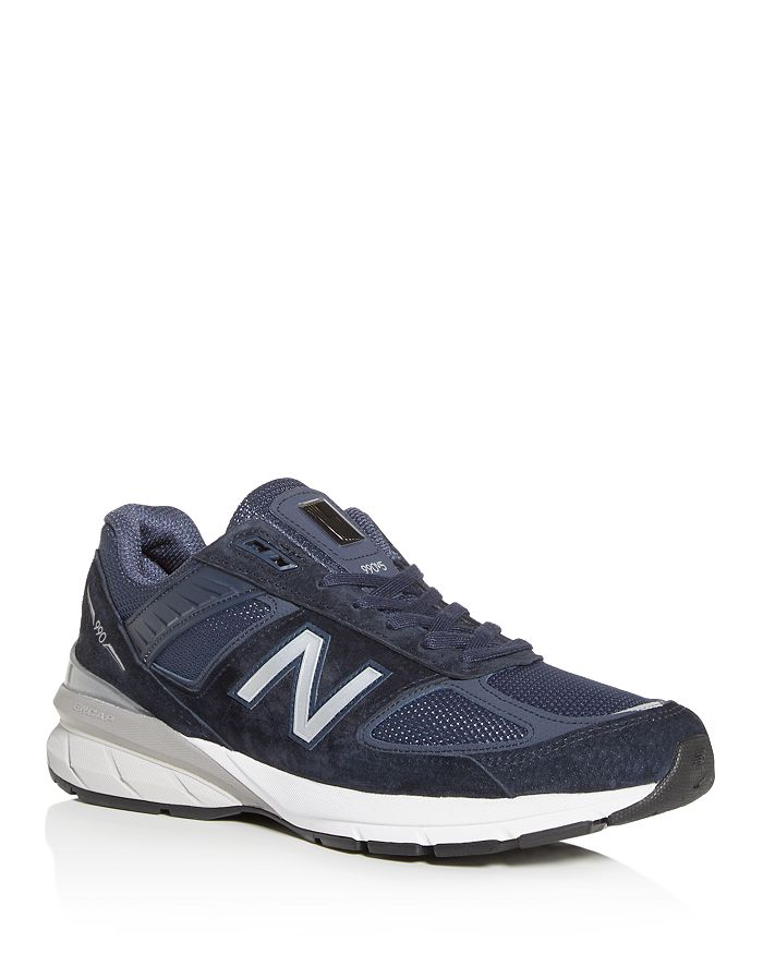 New Balance - Men's 990v5 Low-Top Sneakers