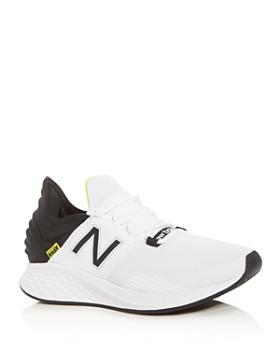 New Balance - Men's Fresh Foam ROAV Low-Top Sneakers