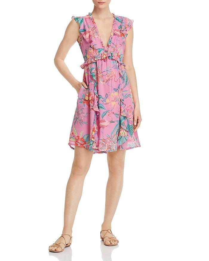 Banjanan - Dandy Floral Silk Dress