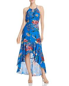 Parker - Davina Floral High/Low Dress