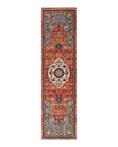 "Karastan - Spice Market Petra Runner Rug, 2'4"" x 7'10"""