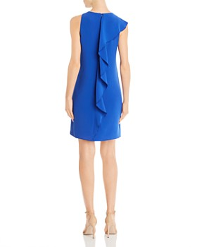 Adrianna Papell - Gauzy Crepe Dress - 100% Exclusive