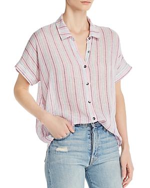 Splendid Canyon Striped Shirt