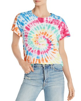 Prince Peter - Spiral Tie-Dyed Tee