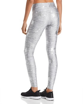 725ab43d Terez - Foil Star Print Leggings Terez - Foil Star Print Leggings