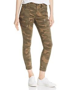 Joie - Park Skinny Cargo Pants in Fatigue