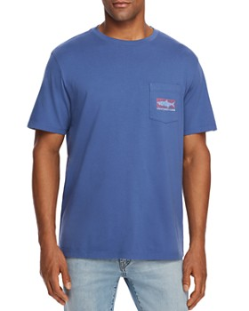 12eac280 Vineyard Vines - Tarpon Whale Logo Graphic Pocket Tee ...
