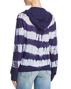AQUA - Tie-Dye Hooded Sweater - 100% Exclusive