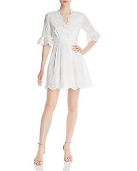 246846674a6c AQUA - Scalloped Eyelet Dress - 100% Exclusive ...