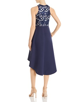 Aidan by Aidan Mattox - Embellished Crepe Dress