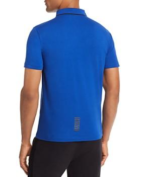 Armani - EA7 Logo Regular Fit Polo Shirt