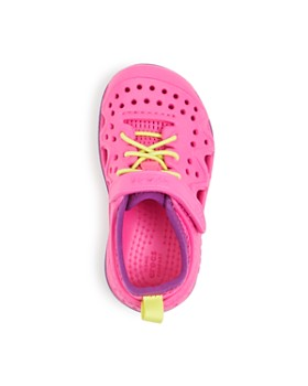 Crocs - Girls' Swiftwater Play Shoe Sneakers - Walker, Toddler, Little Kid
