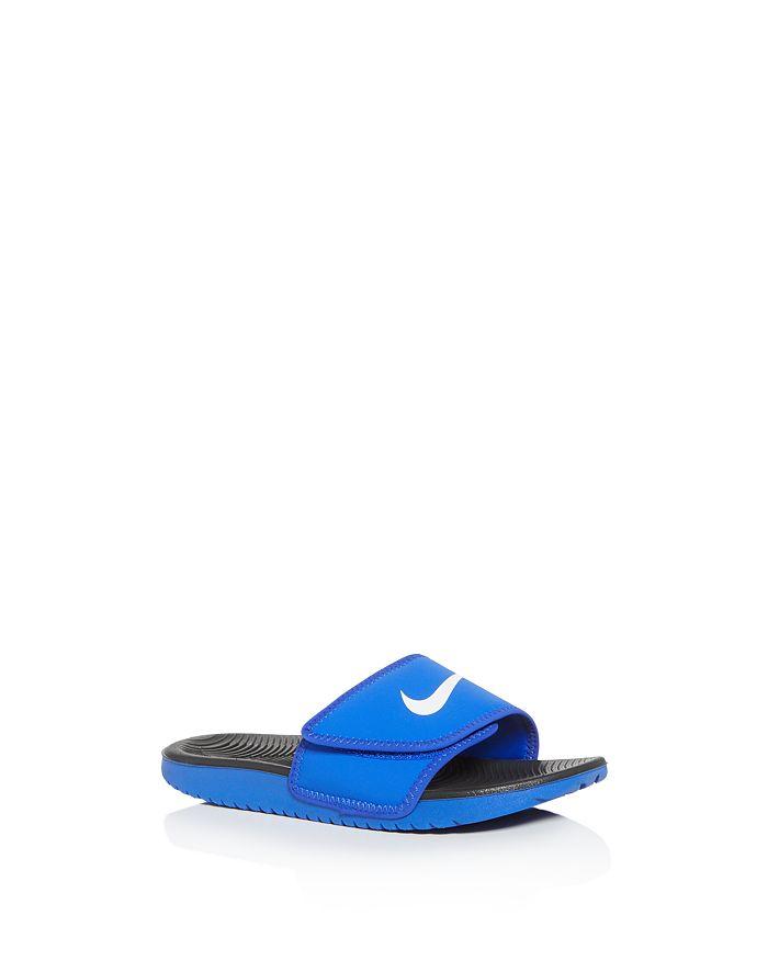 d5a0d7faa Nike - Boys  Kawa Slide Sandals - Toddler