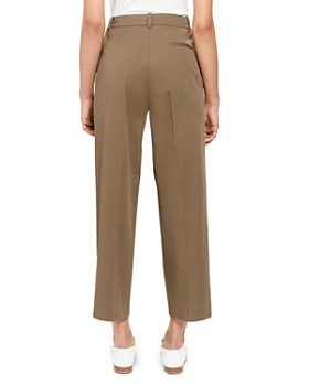 Theory - Crop Straight Pants