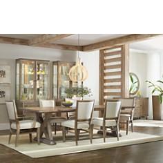 Hooker Furniture - Studio 7H Geo Trestle Dining Table
