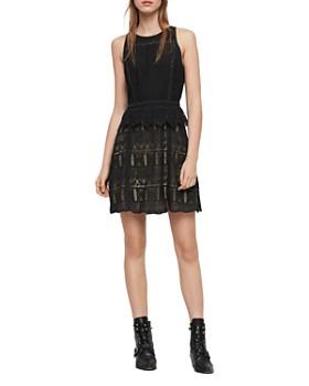 197382cd829 ALLSAINTS Women s Dresses  Shop Designer Dresses   Gowns ...