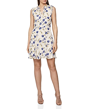 Reiss Dresses MIKA FLORAL DRESS