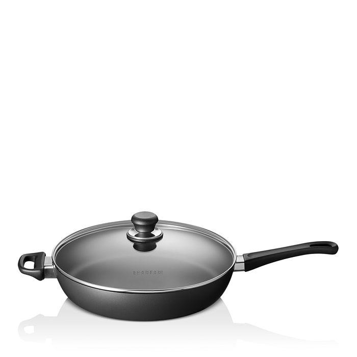 Scanpan - Classic 4.25-Quart Covered Sauté Pan
