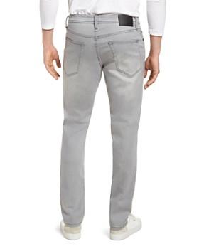 Liverpool - Kingston Modern Slim Fit Jeans in Coal Mine