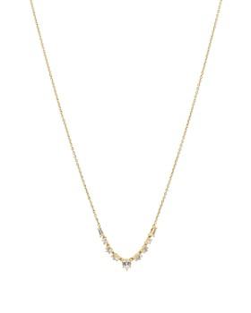 "Nadri - Mia Adjustable Necklace, 30"""
