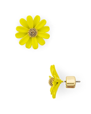 kate spade new york Flower Petal Earrings