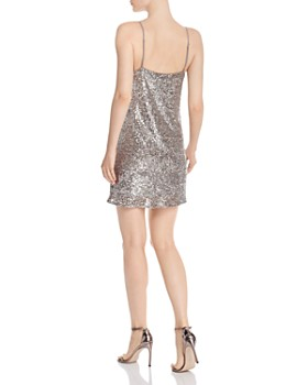 Generation Love - Astrid Sequined Slip Dress