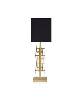 Jonathan Adler - Puzzle Circles Table Lamp