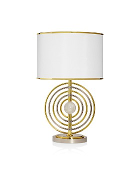 Jonathan Adler - Electrum Kinetic Table Lamp