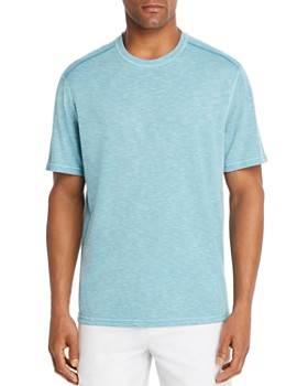 Tommy Bahama - Flip Tide Reversible Heathered Tee