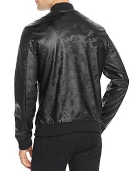 Antony Morato - Tonal Camouflage-Textured Bomber Jacket