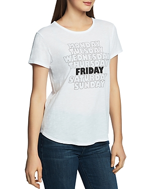1.state Friday Graphic Tee