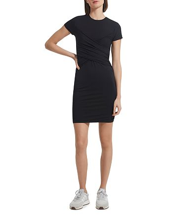 ATM Anthony Thomas Melillo - Twist-Front Dress