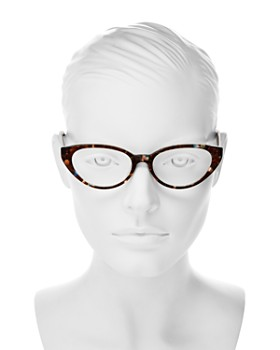 Corinne Mccormack - Women's Diana Cat Eye Reading Glasses, 53mm