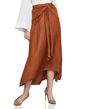 3c768b56f0 Midi Women's Skirts: A Line, Full, Midi, Maxi & More - Bloomingdale's