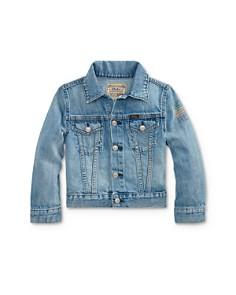 Ralph Lauren - Boys' RL 67 Denim Trucker Jacket - Little Kid